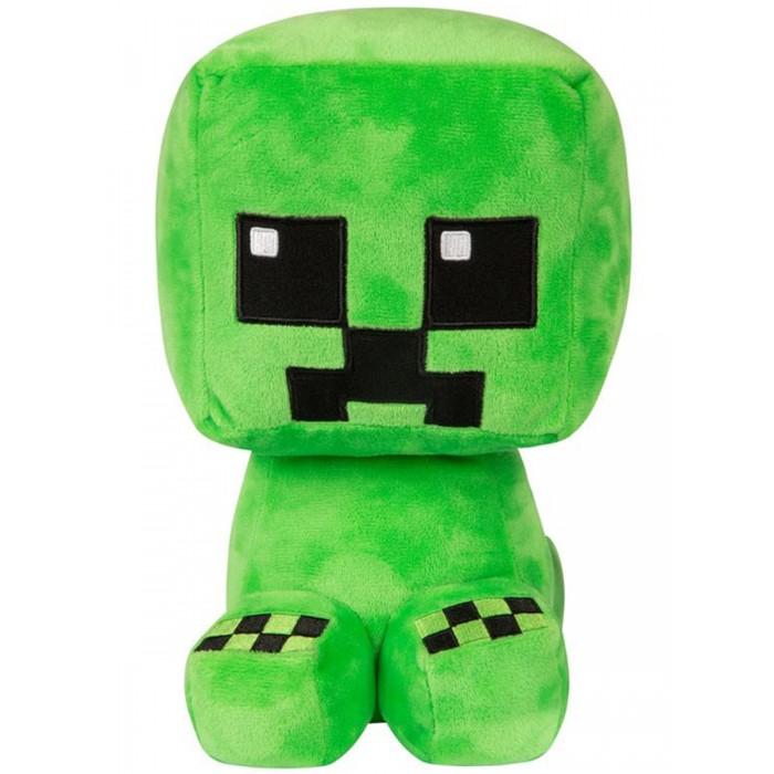 Мягкая игрушка Minecraft Crafter Creeper 23 см