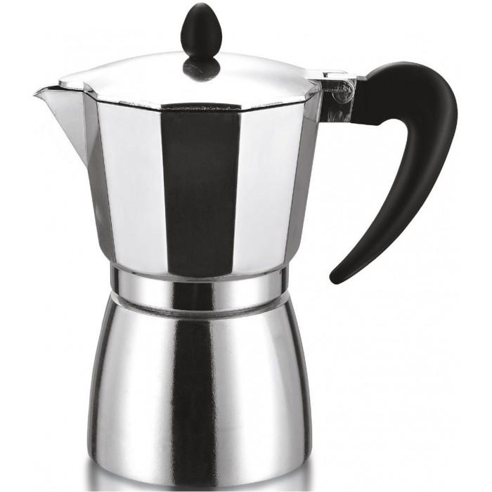 Italco Гейзерная кофеварка Soft 300 мл