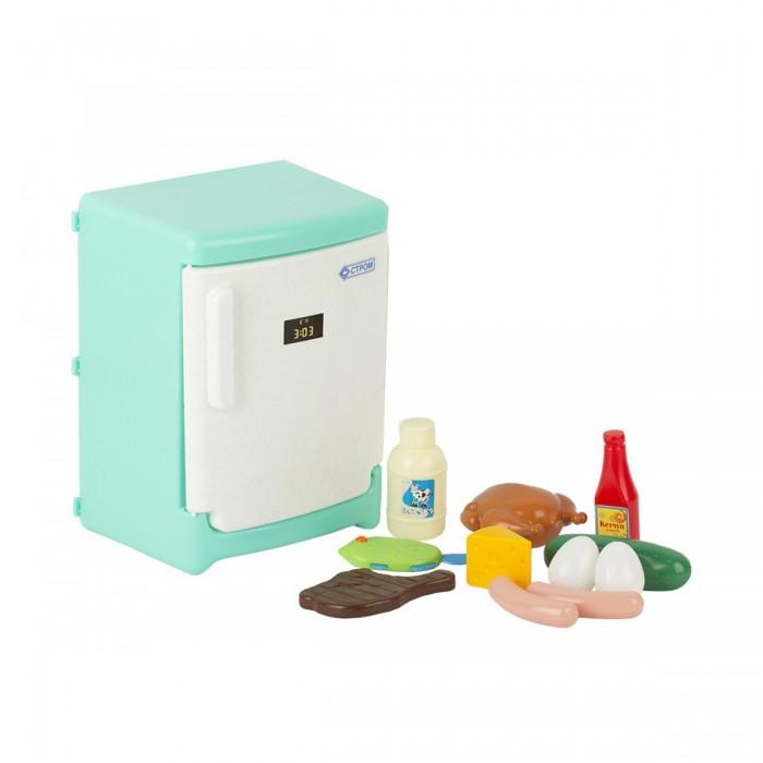 Ролевые игры Стром Игровой набор Холодильник с продуктами