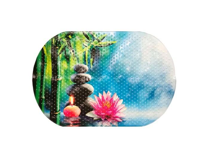Купить Коврики для купания, Коврик Aqua-Prime Spa-коврик для ванны Спа 68х38 см