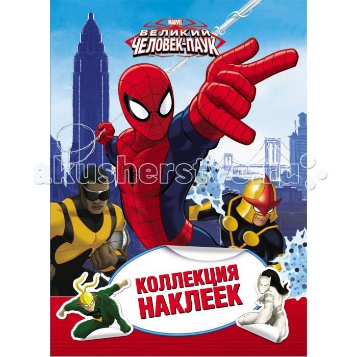 Детские наклейки Disney Человек-паук. Коллекция наклеек детские наклейки disney тор 100 наклеек
