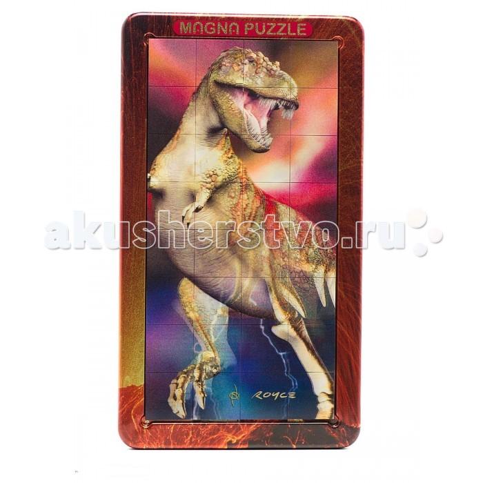 Пазлы Magna 3D пазл портрет Динозавр