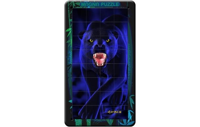 Пазлы Magna 3D пазл портрет Пантера пазлы magic pazle объемный 3d пазл эйфелева башня 78x38x35 см