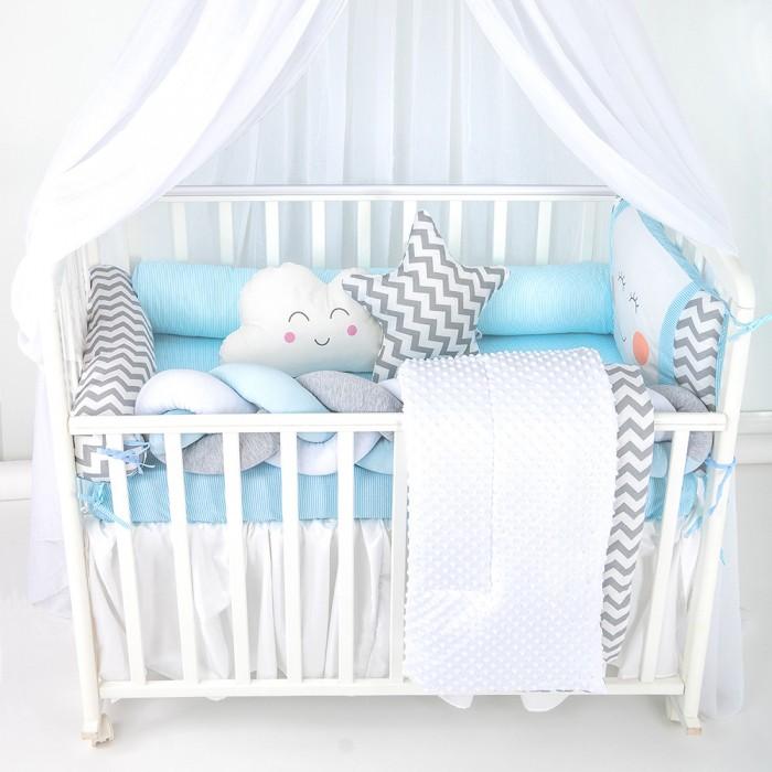 Картинка для Комплект в кроватку Золотой Гусь My little boy (10 предметов)