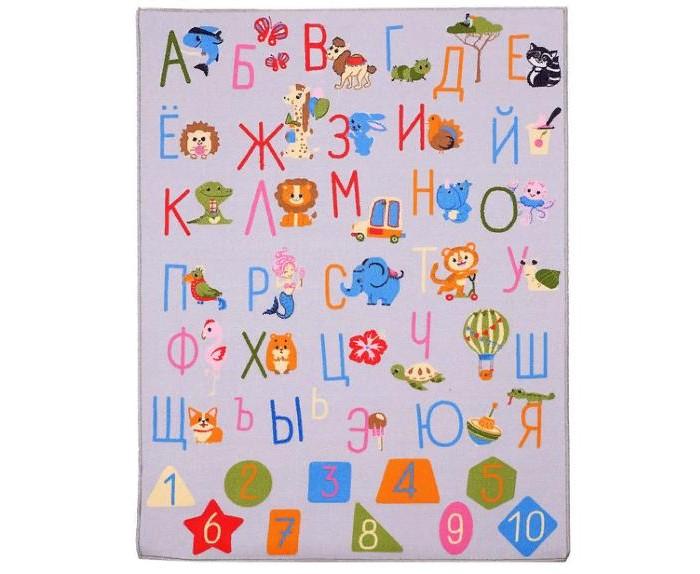 Игровые коврики Zabiaka Алфавит 4727770