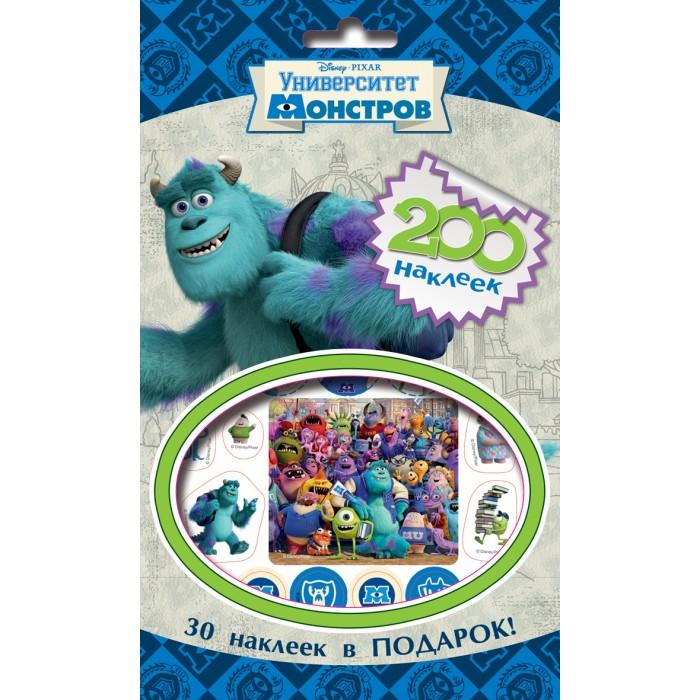 Детские наклейки Disney Альбом с наклейками Университет монстров