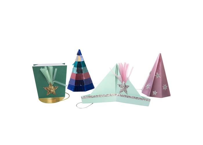 Товары для праздника MeriMeri Праздничные шапочки для вечеринок