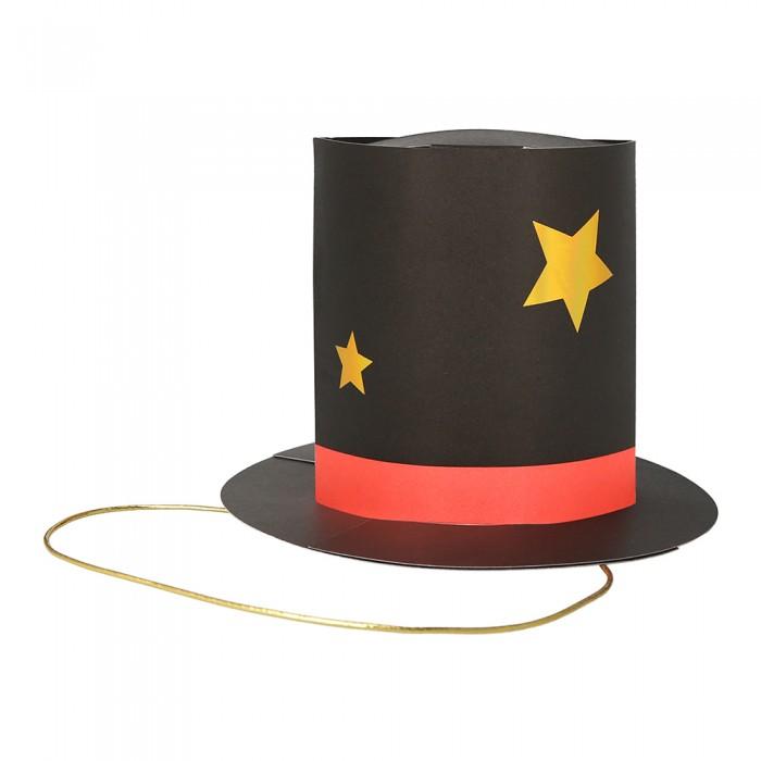 Купить Товары для праздника, MeriMeri Шляпы Фокусник 8 шт.