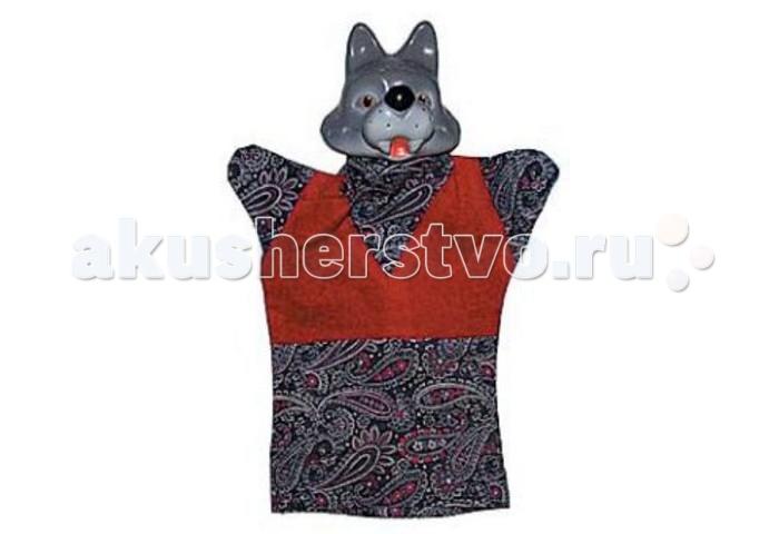 Ролевые игры Русский стиль Кукла-перчатка Волк кукла на руку русский стиль