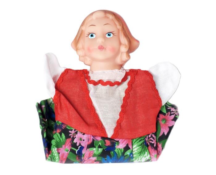 Ролевые игры Русский стиль Кукла-перчатка Красная Шапочка кукла на руку русский стиль