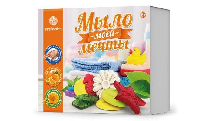 Наборы для творчества Intellectico Набор Мыло моей мечты 462 набор для создания духов intellectico апельсин mini