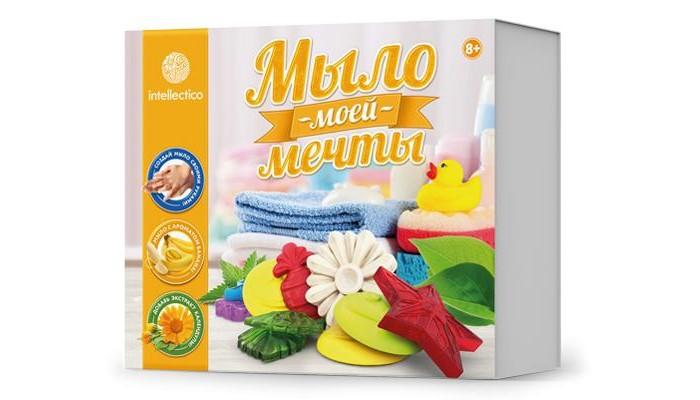 Наборы для творчества Intellectico Набор Мыло моей мечты 463 набор для создания духов intellectico апельсин mini
