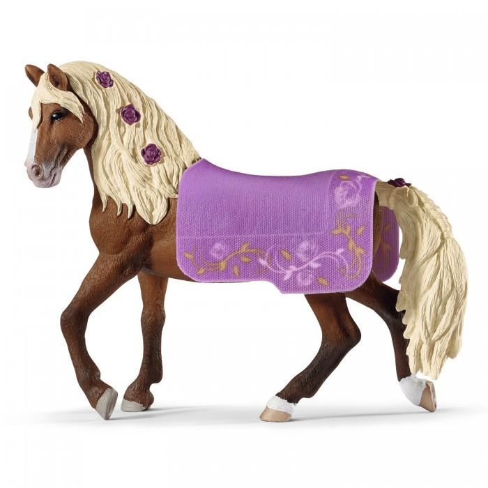 Купить Игровые фигурки, Schleich Набор лошадиное шоу жеребец Пасо Фино
