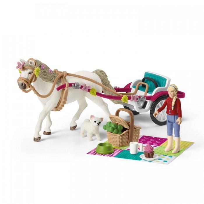 Купить Игровые наборы, Schleich Малая карета для Большого конного шоу