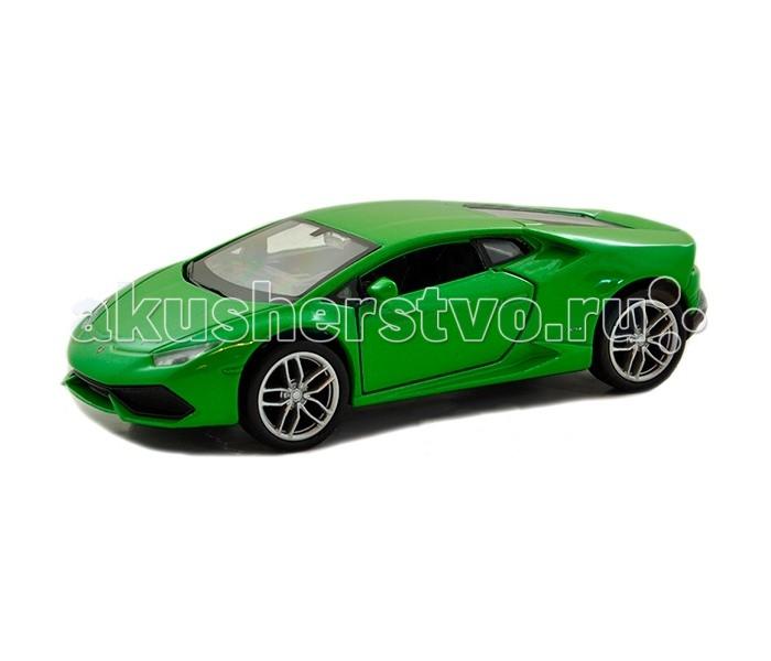Машины Welly Модель машины 1:24 Lamborghini Huracan LP610-4 ламборджини авентадор купить в россии