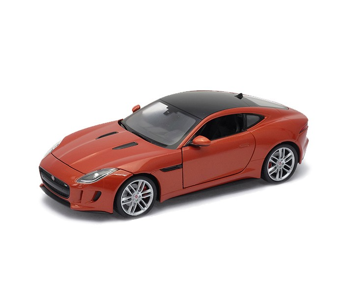 Машины Welly Модель машины 1:24 Jaguar F-Type