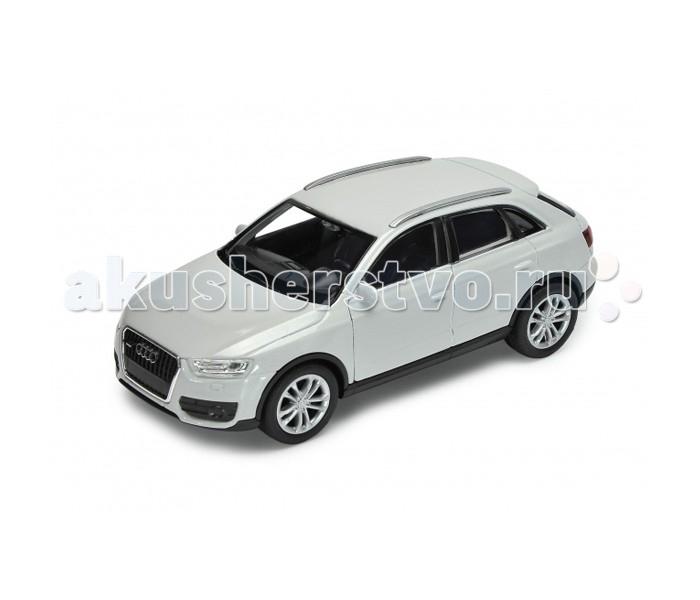 Машины Welly Модель машины 1:34-39 Audi Q3 автомобиль welly audi r8 v10 1 24 белый 24065