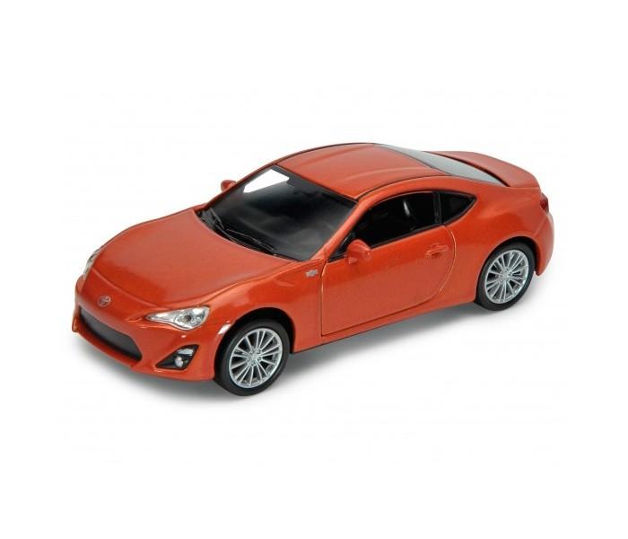 Машины Welly Модель машины 1:34-39 Toyota 86 купить готовую модель ил 86