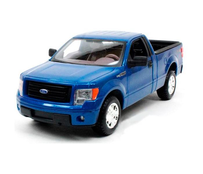 Машины Welly Модель машины 1:34-39 Ford F-150 welly ford f 150 flareside supercab pick up 39876