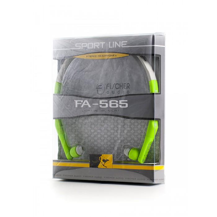 Колонки, наушники, CD-проигрыватели Fischer Audio Наушники FA-565