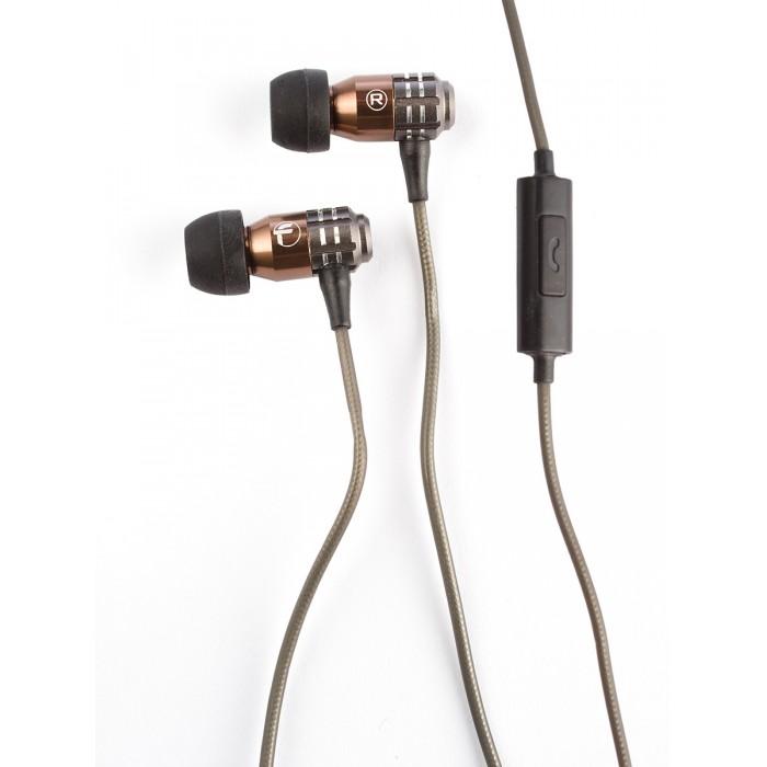 Колонки, наушники, CD-проигрыватели Fischer Audio Наушники FA-912 mic наушники затычки fischer audio fa 792