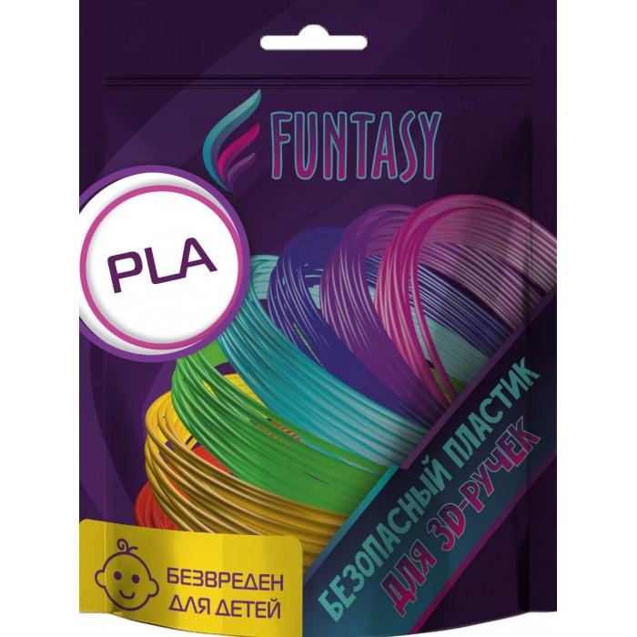 Купить Наборы для творчества, Funtasy Набор PLA-пластика для 3D-ручек 20 цветов