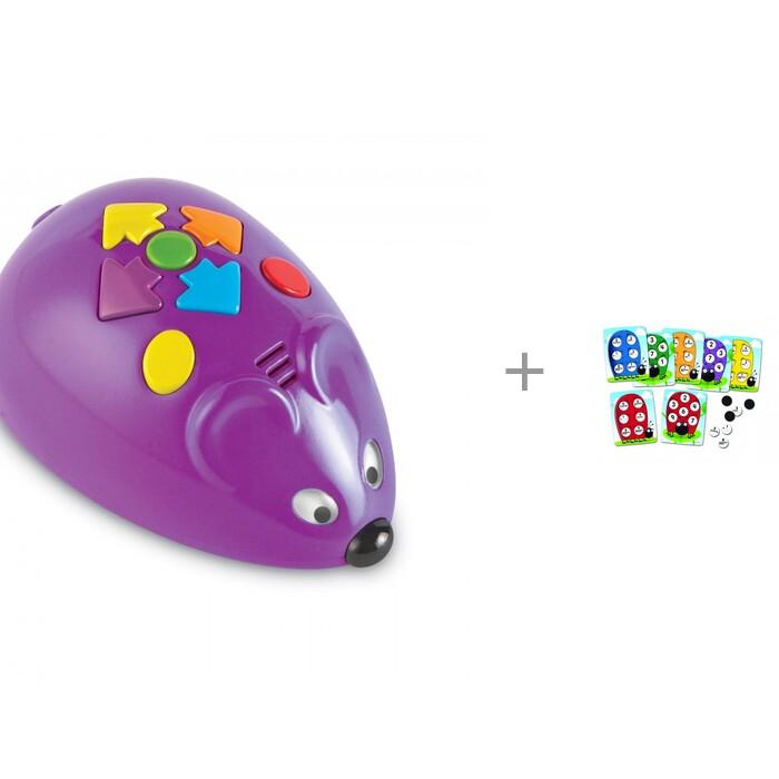 Learning Resources Игровой набор Мышиный код Базовый и игрушка Божья коровка Состав числа