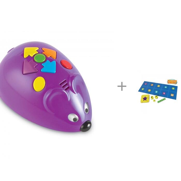 Learning Resources Игровой набор Мышиный код Базовый и Аксессуары для Робомыши Математический коврик