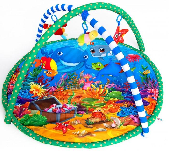 Развивающий коврик Baby Whales Underwater world Подводный мир