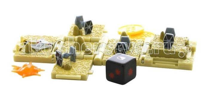 Настольные игры Star Wars Spin Master Spinmaster Боевые кубики Звездные войны spin master боевые кубики звездные войны tusken raider attack & battle of yavin 2 шт