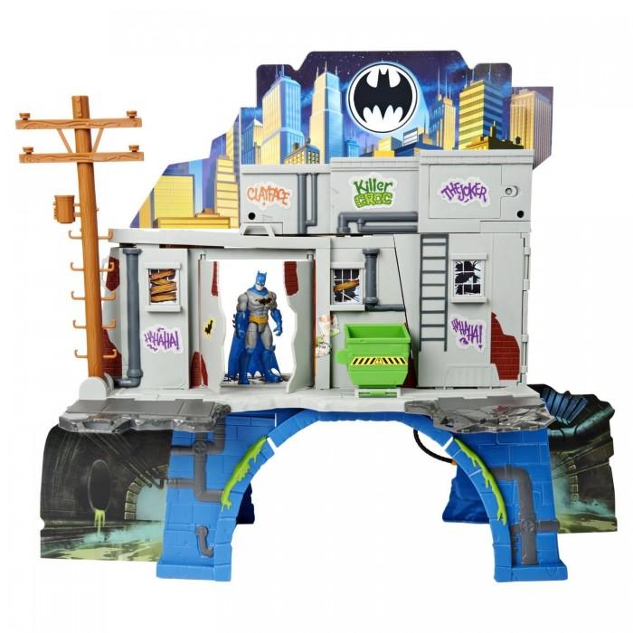 Игровые наборы Batman Игровой набор Бэт-пещера