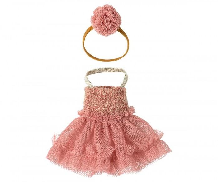 Куклы и одежда для кукол Maileg Наряд для мышки Балерины Мирабелль