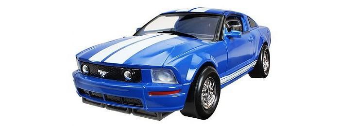 Машины Happy Well Трансформер-машина 3 в 1 Ford Mustang 1:24 машины happy well трансформер машина ford gt 1 32