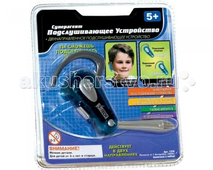 Ролевые игры Миссия Суперагент Подслушивающее устройство dream makers игровой набор детский серия суперагент подслушивающее устройство