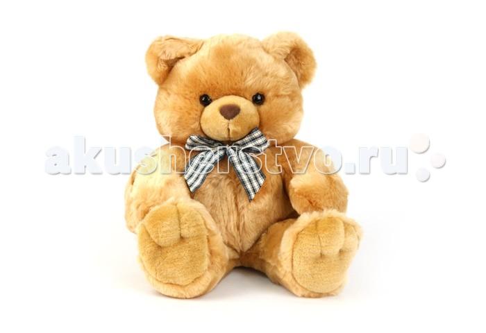 Мягкая игрушка Plush Apple Медведь с бантом 45 смМедведь с бантом 45 смМедведь с бантом 45 см.  С игрушкой можно придумать множество интересных сюжетов для игр, а также очень приятно засыпать вечером.   Очаровательный медвежонок с клетчатым бантиком понравится не только детям, но и взрослым. Невероятно мягкий и нежный, с ним так приятно играть, ходить на прогулку и засыпать прижавшись к его боку.   Игрушка изготовлена из экологически чистых материалов и не навредит ребенку.<br>