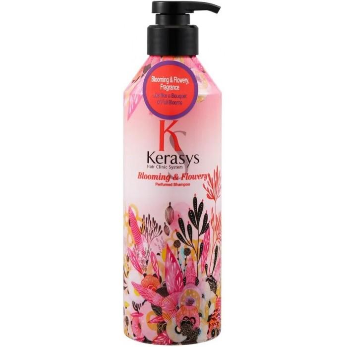 Косметика для мамы KeraSys Шампунь для волос Флер 600 г