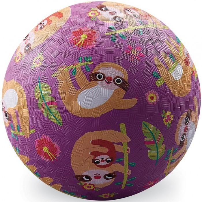 Мячи Crocodile Creek Мяч Ленивец 13 см