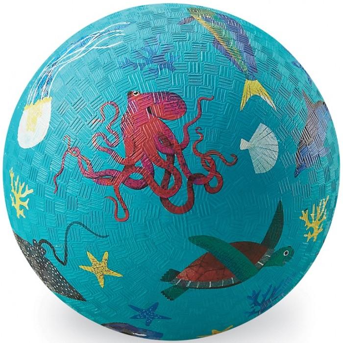 Мячи Crocodile Creek Мяч Морские обитатели 13 см