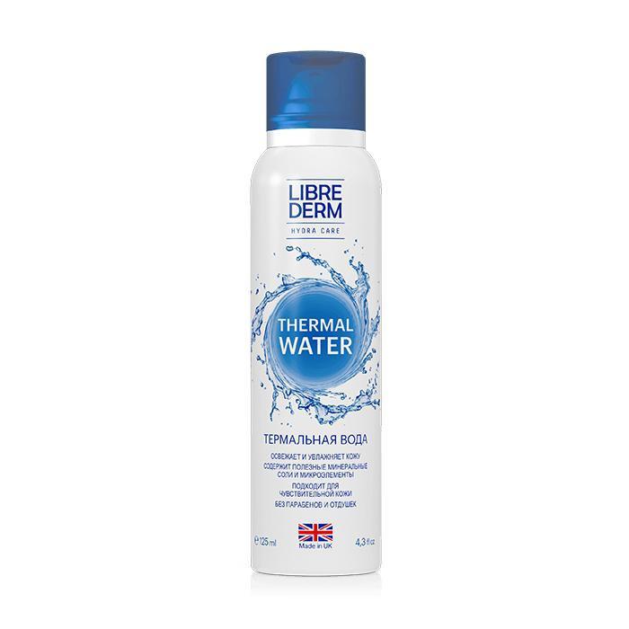 Косметика для мамы Librederm Термальная вода 125 г термальная вода освежающая и увлажняющая 125 мл