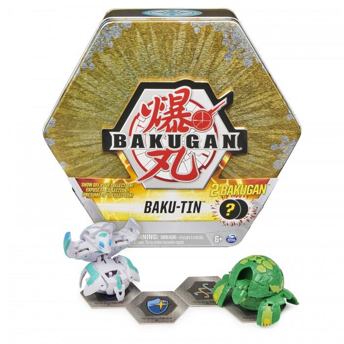 Игровые наборы Bakugan Игровой набор Баку-бокс