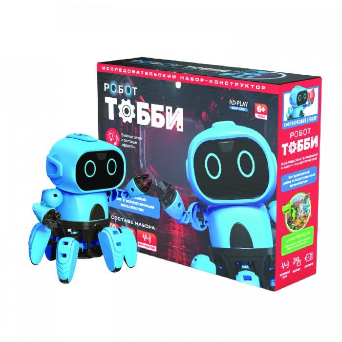 ND Play Конструктор Робот Тобби
