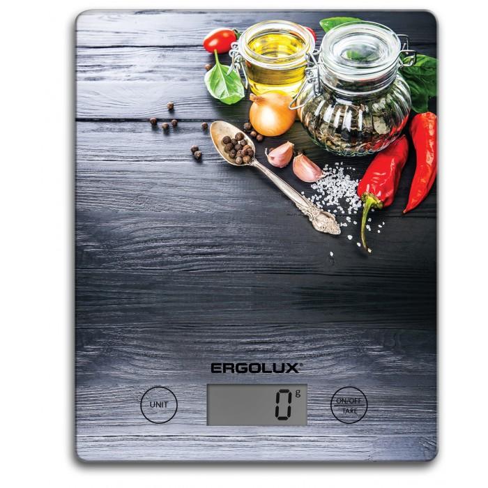 Кухонные весы Ergolux Весы кухонные Специи