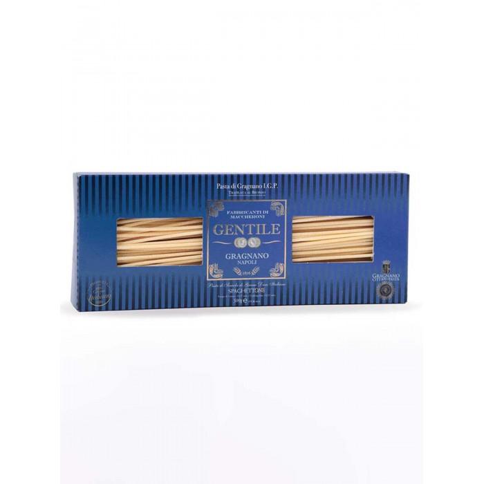 Gentile Макароны премиальные из твердых сортов пшеницы Спагеттони 500 г