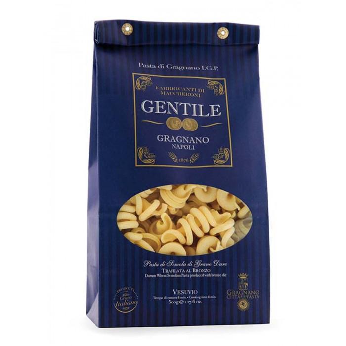 Gentile Макароны премиальные из твердых сортов пшеницы Везувио 500 г