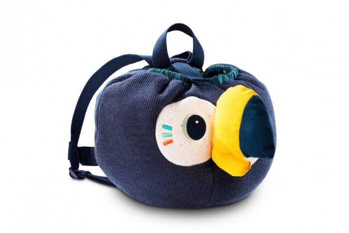 Сумки для детей Lilliputiens Рюкзачок Тукан Пабло мягкий