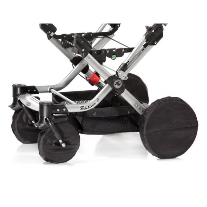 Аксессуары для колясок Hartan Чехлы на колеса для Racer GT, Topline S, Sky, Vip, ZXII, Xperia