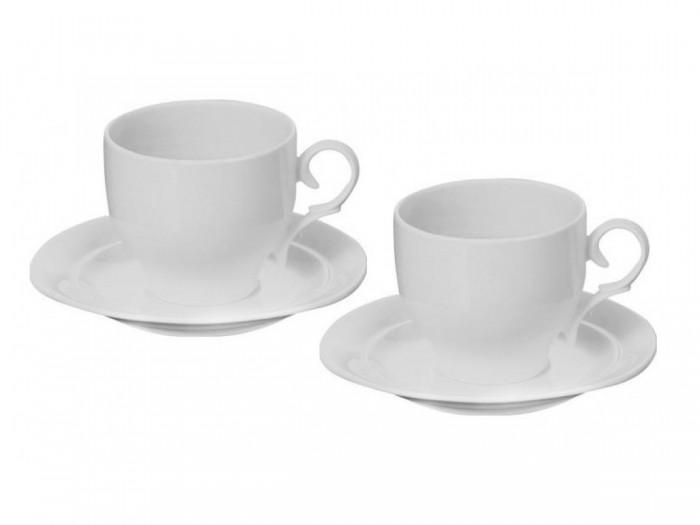 Посуда и инвентарь Wilmax Пара чайная 220 мл WL-993009 / 1C
