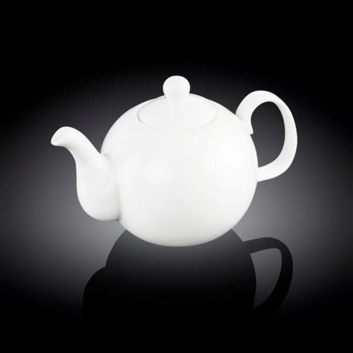 Фото - Посуда и инвентарь Wilmax Чайник заварочный 800 мл WL-994017 / 1C чайник завароч wilmax wl 994017 1c 0 8л белый