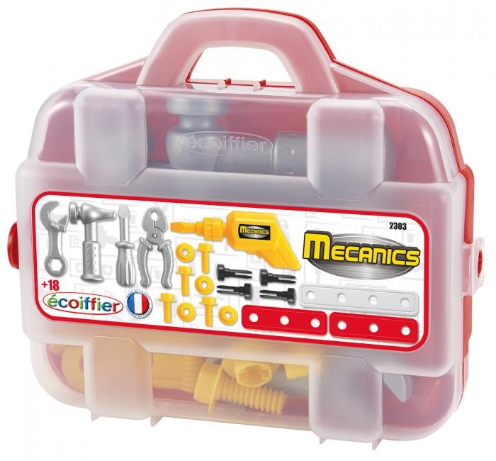 Картинка для Ролевые игры Ecoiffier Набор инструментов в чемоданчике