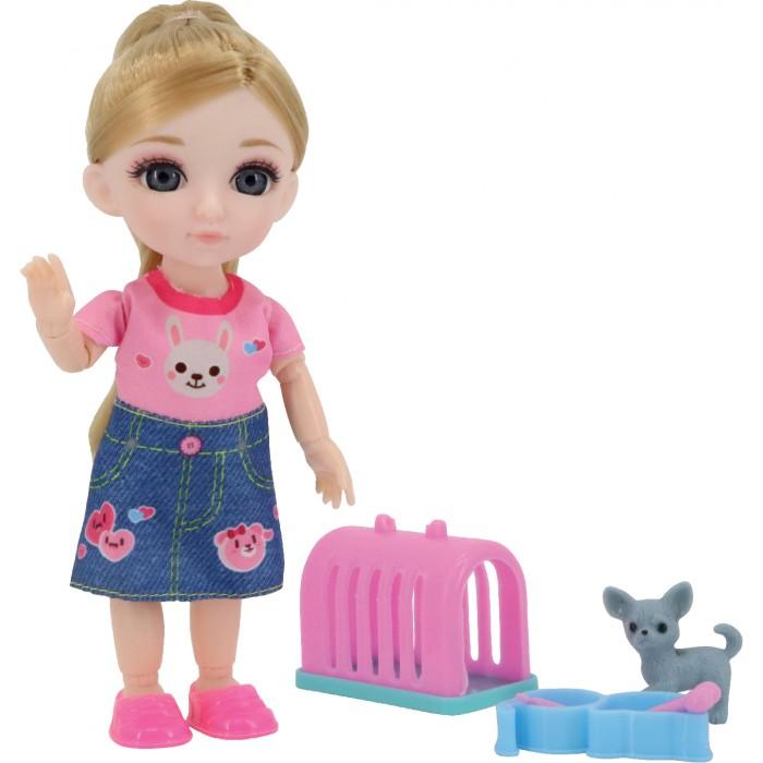 Funky Toys Игровой набор с куклой Малышка Лили 16 см